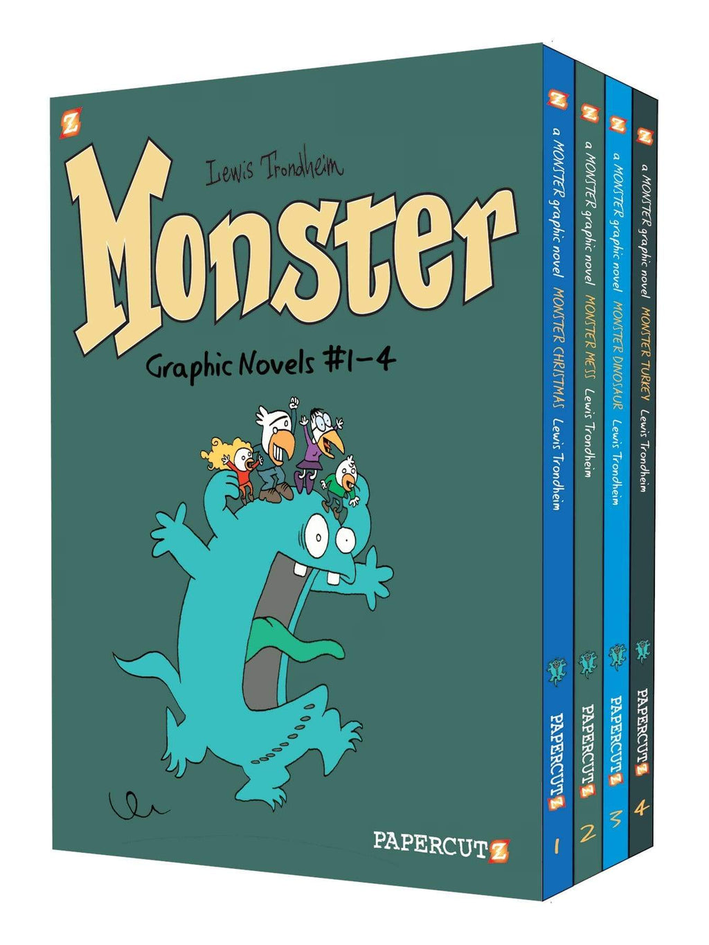 Marissa's Books & Gifts, LLC 9781597073875 Monster: Boxed Set of the Complete Series!