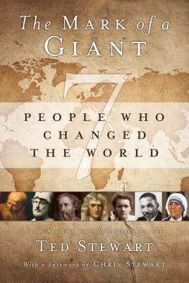Marissa's Books & Gifts, LLC 9781609071813 Mark of a Giant: Seven People Who Changed the World