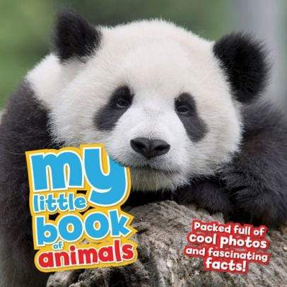 My Little Book Of Animals - Marissa's Books