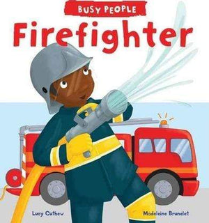 Marissa's Books & Gifts, LLC 9781609928292 Firefighter