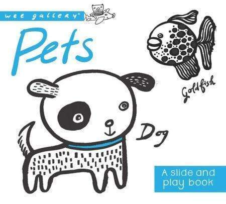Marissa's Books & Gifts, LLC 9781609929152 Pets: A Slide And Play Book