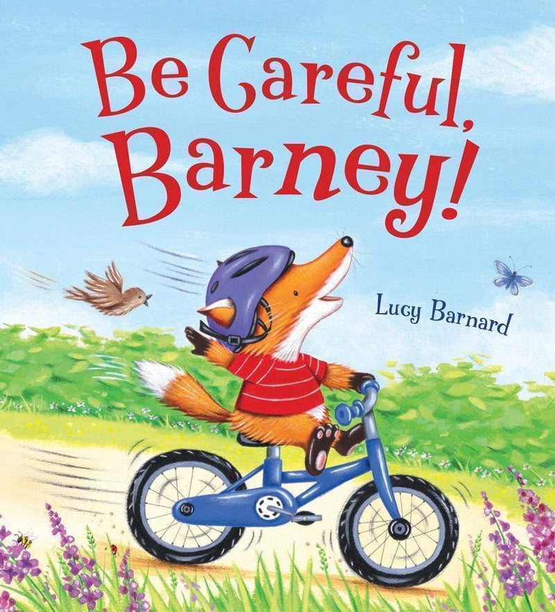 Marissa's Books & Gifts 9781609929435 Be Careful, Barney!