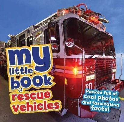 Marissa's Books & Gifts 9781609929510 Emergency Vehicles