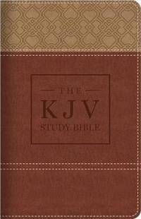 Marissa's Books & Gifts, LLC 9781624162459 The KJV Study Bible - Soft Cover Leather Bound