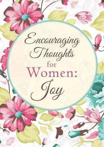 Marissa's Books & Gifts, LLC 9781624169878 Encouraging Thoughts for Women: Joy