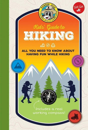 Marissa's Books & Gifts 9781633225312 Ranger Rick Kids' Guide to Hiking