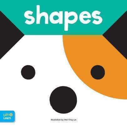 Marissa's Books & Gifts 9781633225978 Shapes Lift & Learn