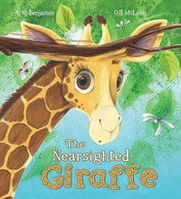 Marissa's Books & Gifts, LLC 9781682970157 The Nearsighted Giraffe