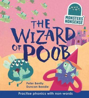 Monsters' Nonsense: The Wizard of Poob - Marissa's Books