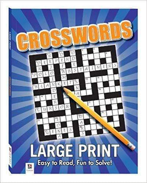 Marissa's Books & Gifts 9781741848298 Large Print Crossword