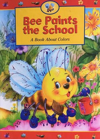 Marissa's Books & Gifts, LLC 9781742022086 Bee Paints The School