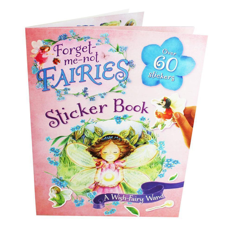 Marissa's Books & Gifts, LLC 9781743631973 Forget-Me-Not Fairies; A Wish-Fairy Wand