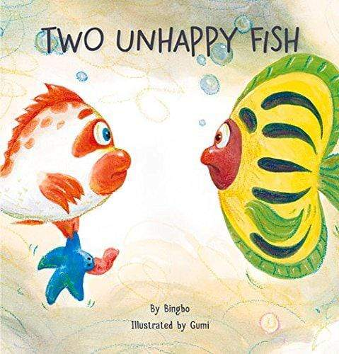 Marissa's Books & Gifts, LLC 9781760360160 Two Unhappy Fish