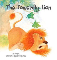 Marissa's Books & Gifts, LLC 9781760360221 The Cowardly Lion