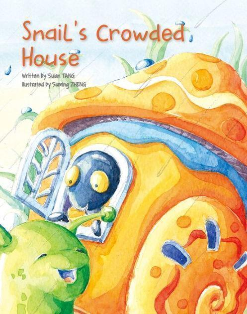 Marissa's Books & Gifts 9781760360399 Snail's Crowded House