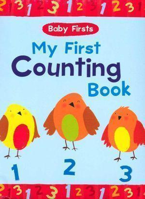 Marissa's Books & Gifts 9781770930698 My First Counting Book