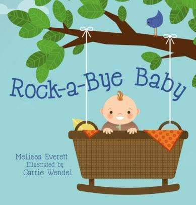 Marissa's Books & Gifts, LLC 9781770931916 Foil Bedtime:rock-a-bye Baby