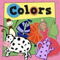 Marissa's Books & Gifts, LLC 9781770934344 Illustrated Early Concepts:colors
