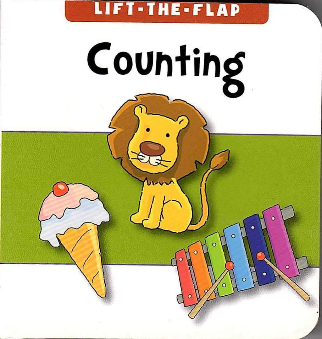 Marissa's Books & Gifts, LLC 9781770934559 Lift-The-Flap Counting
