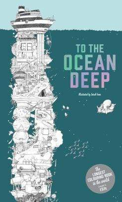 Marissa's Books & Gifts 9781780677705 To The Ocean Deep