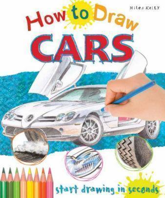 Marissa's Books & Gifts, LLC 9781782099130 How to Draw Cool Cars