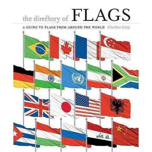 Marissa's Books & Gifts 9781782402817 The Directory of Flags