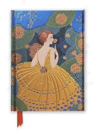 Marissa's Books & Gifts 9781783611119 Erte Winter Flowers (Foiled Journal)Size 8.5''x 6.125''