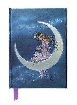 Marissa's Books & Gifts 9781783611843 Jean & Ron Henry: Moon Maiden (Foiled Journal)Size 8.5''x 6.125''