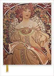Marissa's Books & Gifts 9781783613717 Mucha: Reverie (Blank Sketch Book)Size 11''x 9''