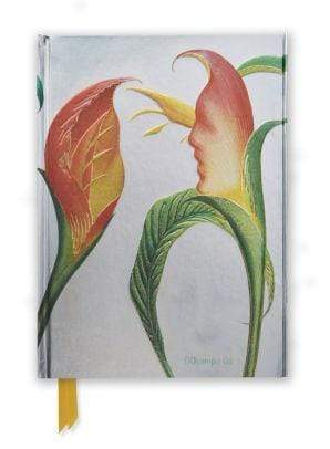 Marissa's Books & Gifts 9781783615902 Octavio Ocampo: Flores Exoticas (Foiled Journal)Size 8.5''x 6.125''