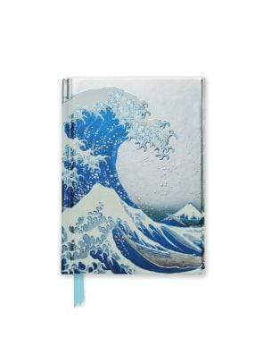 Marissa's Books & Gifts, LLC 9781783616794 Hokusai: The Great Wave (Foiled Pocket Journal)Size 6.125'' x 4.375''