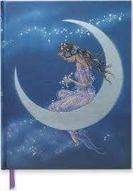 Marissa's Books & Gifts 9781783616916 Jean & Ron Henry: Moon Maiden (Blank Sketch Book)Size 11''x 9''