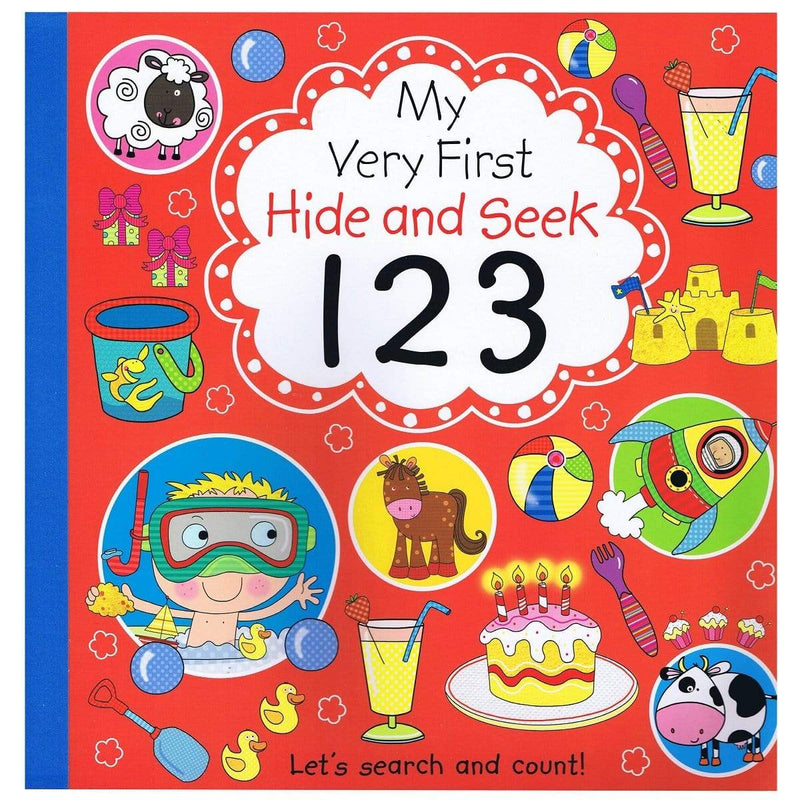 Marissa's Books & Gifts, LLC 9781783936335 My Very First Hide and Seek