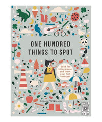Marissa's Books & Gifts 9781786030337 One Hundred Things to Spot
