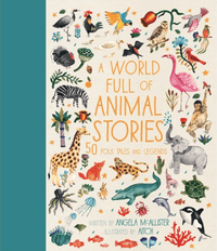 Marissa's Books & Gifts, LLC 9781786030450 A World Full of Animal Stories