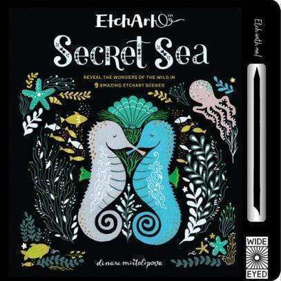 Marissa's Books & Gifts 9781786030498 Etchart: Secret Sea