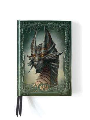 Marissa's Books & Gifts 9781786640024 Beyit: Black Dragon (Foiled Journal)Size 8.5''x 6.125''