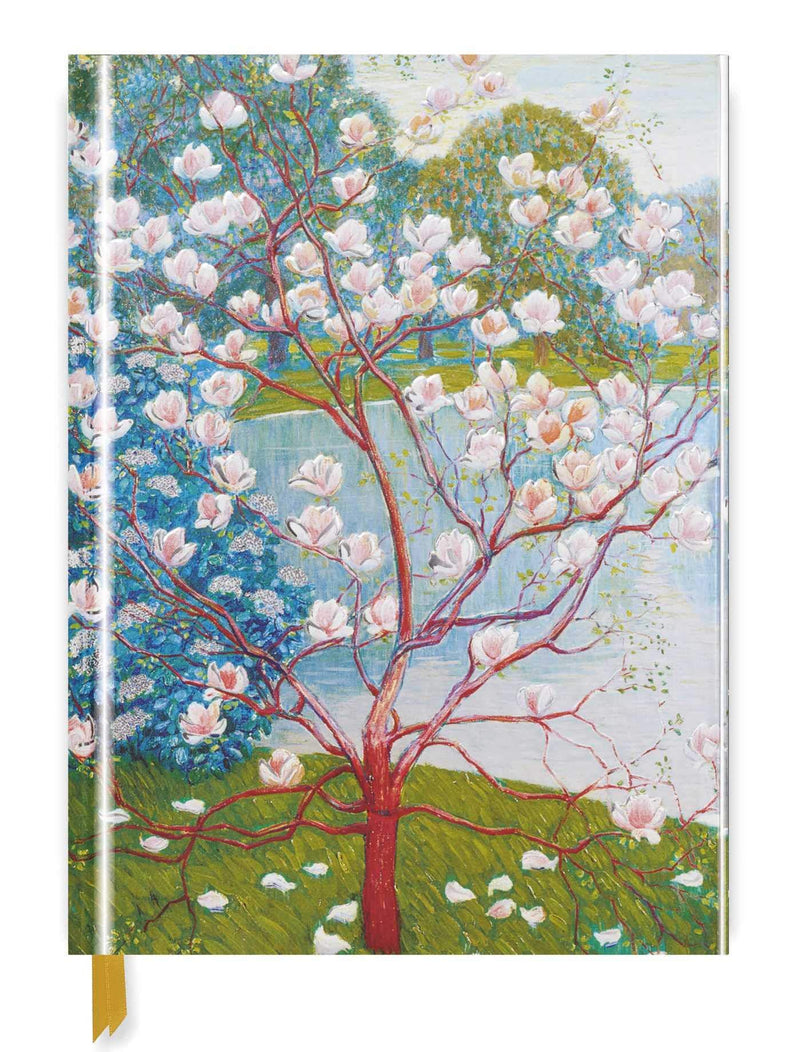 Marissa's Books & Gifts, LLC 9781786640253 List: Magnolia Trees (Foiled Pocket Journal)Size 6.125'' x 4.375''