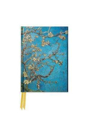 Marissa's Books & Gifts 9781786640277 Van Gogh: Almond Blossom (Foiled Pocket Journal) Size 6.125'' x 4.375''