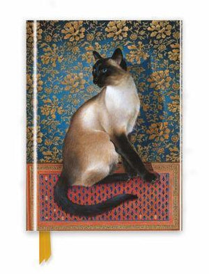 Marissa's Books & Gifts 9781786641113 Lesley Anne Ivory: Phuan on a Chinese Carpet (Foiled Journal)Size 8.5''x 6.125''