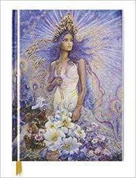 Marissa's Books & Gifts 9781786641311 Josephine Wall: Virgo (Blank Sketch Book)Size 11''x 9''