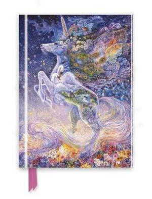 Marissa's Books & Gifts 9781786641502 Josephine Wall: Soul of a Unicorn (Foiled Journal)Size 8.5''x 6.125''