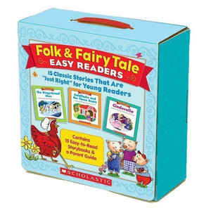Marissa's Books & Gifts, LLC 9781786928580 Fairy Tale Reader Pack - Level 2