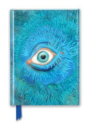 Marissa's Books & Gifts, LLC 9781787550001 Dragon's Eye Notebook Size 8.5''x 6.125''