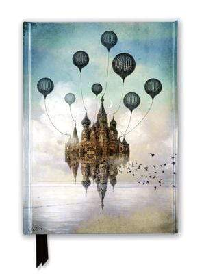 Marissa's Books & Gifts 9781787550391 Catrin Welz-Stein: Journey to the East (Foiled Journal)Size 8.5''x 6.125''