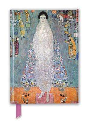 Marissa's Books & Gifts 9781787550414 Gustav Klimt Foiled Journal Size 8.5''x 6.125''