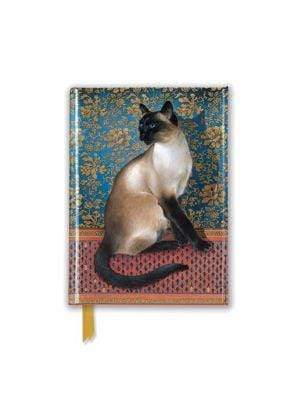 Marissa's Books & Gifts 9781787550698 Lesley Anne Ivory: Phuan on a Chinese Carpet (Foiled Pocket Journal)Size 6.125'' x 4.375''
