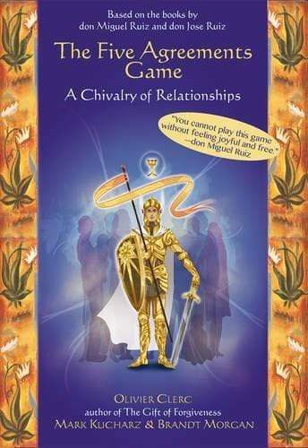 Marissa's Books & Gifts, LLC 9781844096176 The Five Agreements Game: A Chivalry Of Relationships