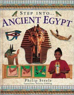 Step Into Ancient Egypt - Marissa's Books