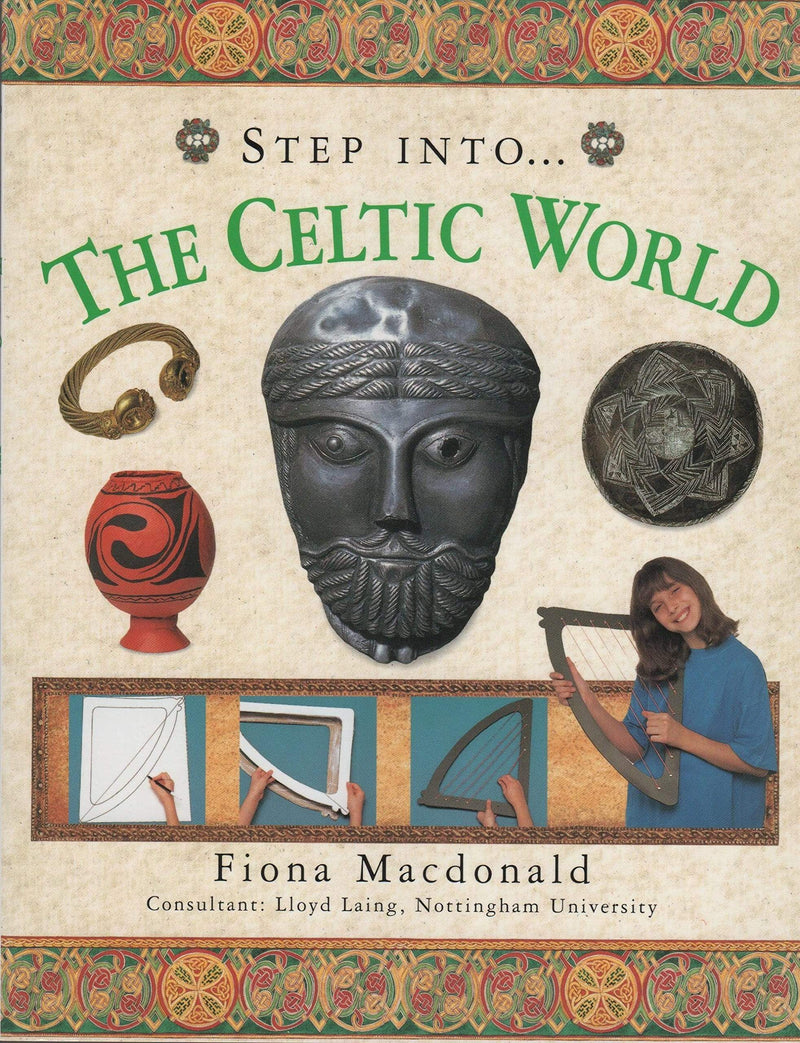 Step Into The Celtic World - Marissa's Books